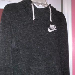 Charcoal Nike Hoodie